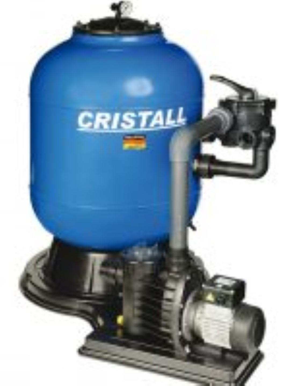 Cristall-Filteranlage - Artikel-Nummer: 393 400 22