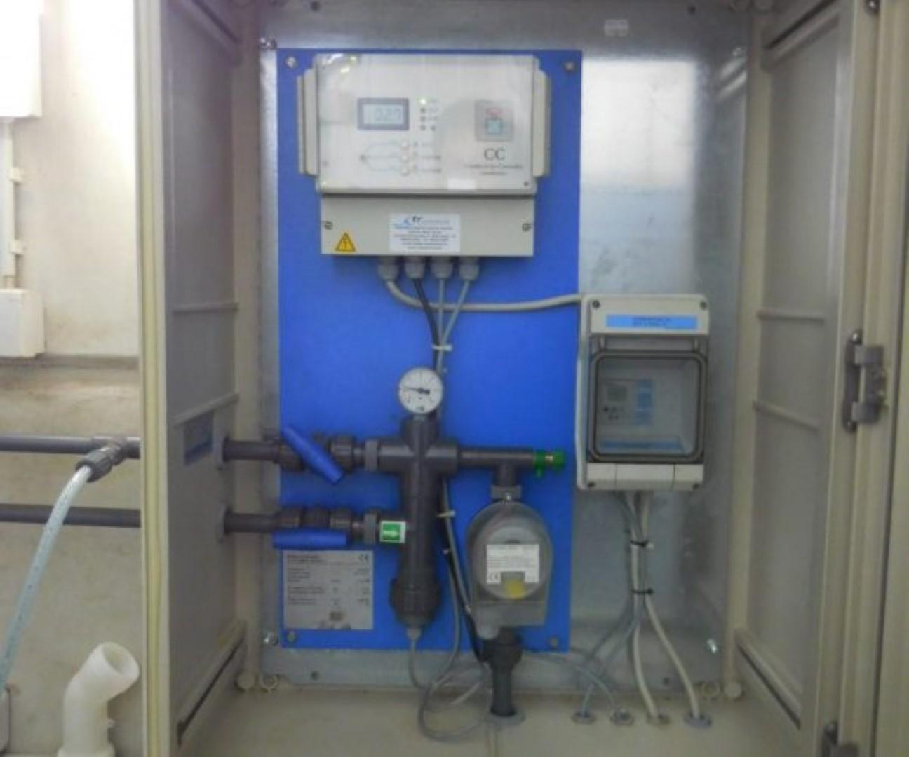 Absalzautomatik Klimaanlage