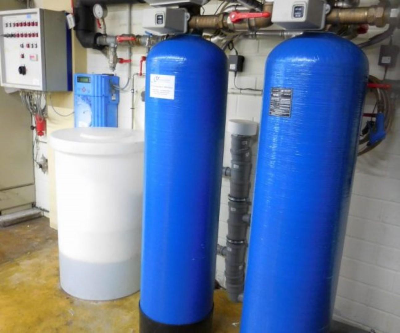 Wasseraufbereitung Industrie